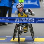 McFadden Threepeats at Boston marathon