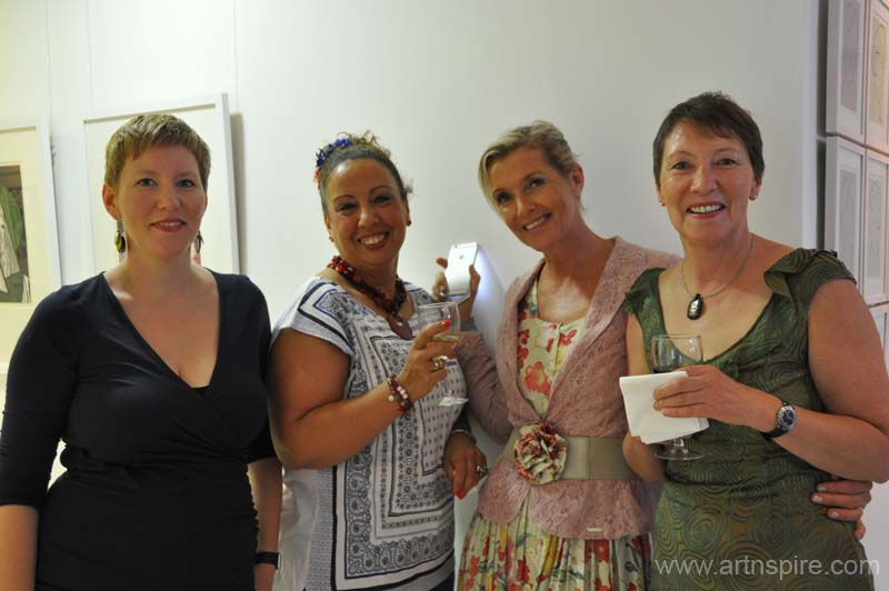 Ida Oelke and Friends